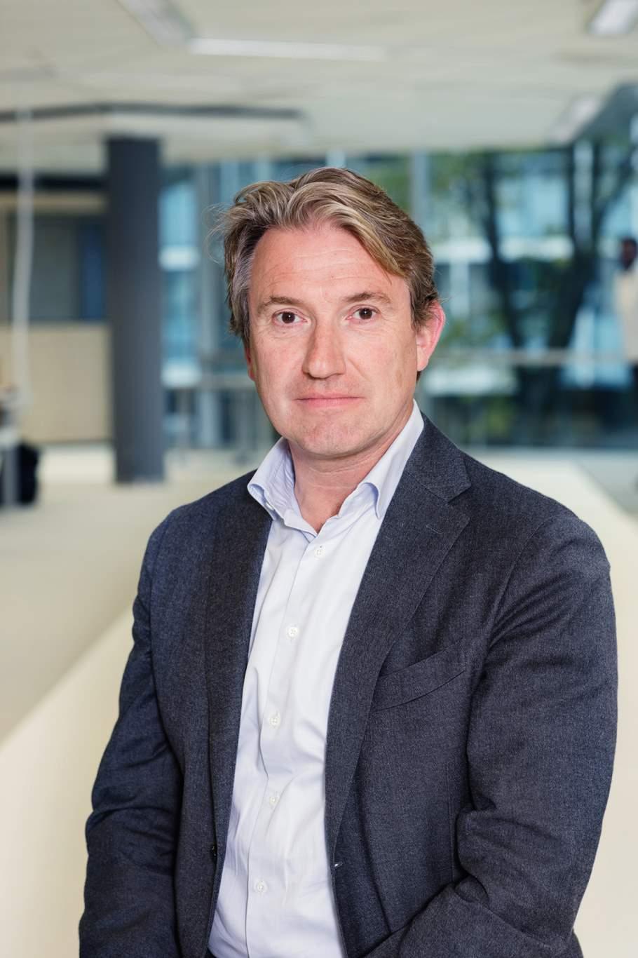 Erik Oostwegel, CEO
