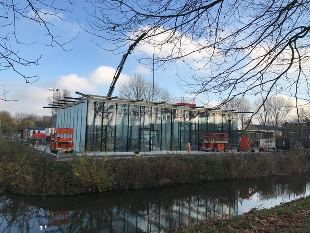 Co-Creation Center, Delft, the Netherlands