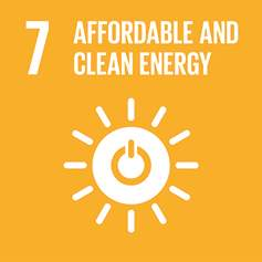 SDG 7 - Affordable and Clean Energy
