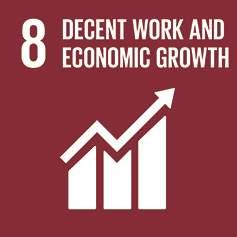 SDG 8 - Decent Work and Economic growth