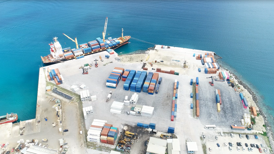 Climate assessment sets stage for upgrade of Tonga's largest port