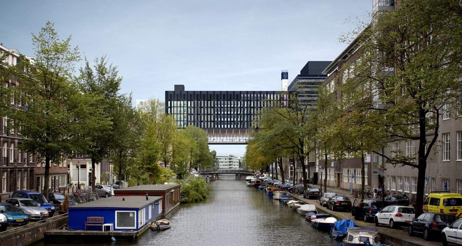 Roeterseiland, Amsterdam, The Netherlands