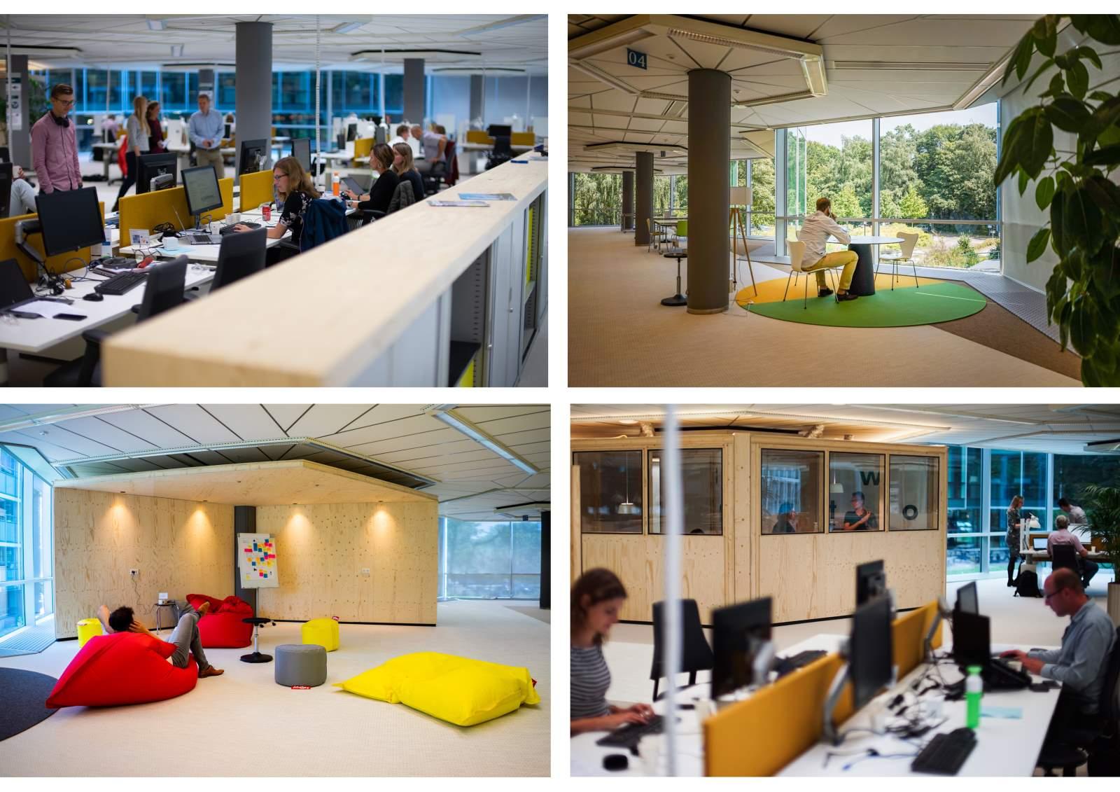 Renovation of our Royal HaskoningDHV headquarters, Amersfoort