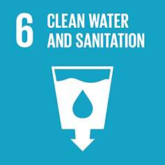 SDG 6 - Clean water and sanitation